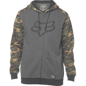 Fox Destrakt Zip Fleece Jacket Men camo
